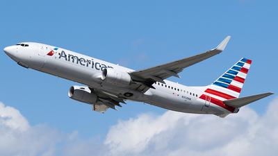 N958NN - Boeing 737-823 - American Airlines