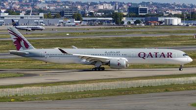 F-WZFC - Airbus A350-1041 - Qatar Airways