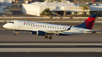 N610CZ - Embraer 170-200LR - Delta Connection (Compass Airlines)