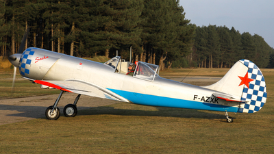 F-AZXK - Yakovlev Yak-50 - Private