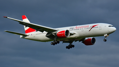 OE-LPD - Boeing 777-2B8(ER) - Austrian Airlines