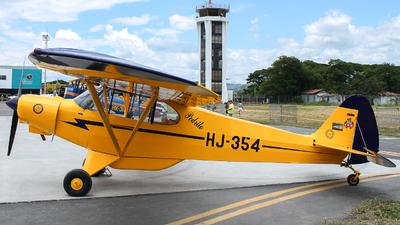 HJ-354 - Cub Crafters CC-11-100 Sport Cub - Private