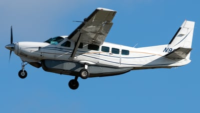 A picture of N9642F - Cessna 208 Caravan - Sun Air Express - © Connor Ochs