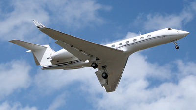 N97FT - Gulfstream G550 - Private