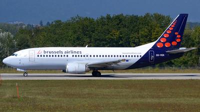 OO-VEN - Boeing 737-36N - Brussels Airlines