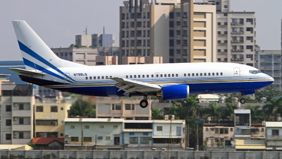 N788LS - Boeing 737-3L9 - Las Vegas Sands Corporation