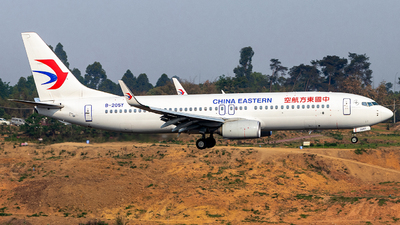 B-205Y - Boeing 737-89P - China Eastern Airlines
