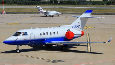 G-RCFC - Hawker Beechcraft 900XP - Saxon Air