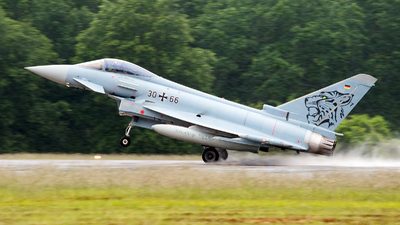 30-66 - Eurofighter Typhoon EF2000 - Germany - Air Force