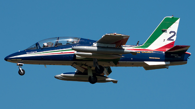 MM54518 - Aermacchi MB-339PAN - Italy - Air Force