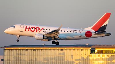 F-HBXH - Embraer 170-100STD - HOP! for Air France