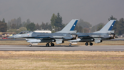 748 - General Dynamics F-16AM Fighting Falcon - Chile - Air Force