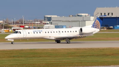 N14902 - Embraer ERJ-145LR - United Express (ExpressJet Airlines)