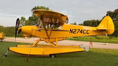A picture of N274CC -  - [9921CC] - © Jeremy D. Dando