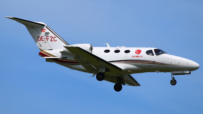 A picture of OEFZC - Cessna 510 Citation Mustang - GlobeAir - © Andreas Fietz