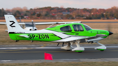 SP-ZON - Cirrus SR22T-GTS G6 Carbon - Private