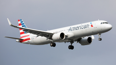 N433AN - Airbus A321-253NX - American Airlines