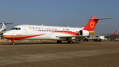 B-3328 - COMAC ARJ21-700 - Chengdu Airlines
