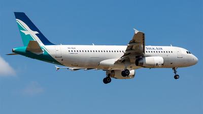 9V-SLO - Airbus A320-233 - SilkAir