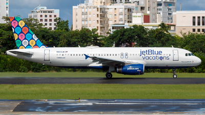 N623JB - Airbus A320-232 - jetBlue Airways