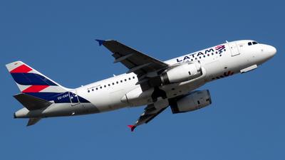 CC-COY - Airbus A319-132 - LATAM Airlines
