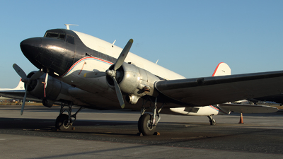 YV1854 - Douglas DC-3 - Private
