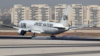 A picture of ETALH - Boeing 7673BG(ER) - [30565] - © Rami Mizrahi