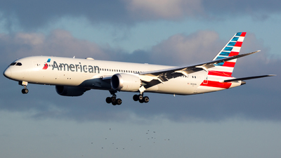 A picture of N835AN - Boeing 7879 Dreamliner - American Airlines - © Felix M.