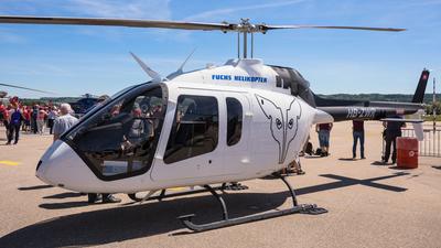 HB-ZWR - Bell 505 Jet Ranger X - Fuchs Helikopter