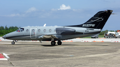 N157PW - Hawker Beechcraft 400A - Private