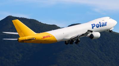 N857GT - Boeing 747-87UF - Polar Air Cargo