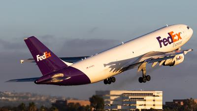 N749FD - Airbus A300B4-622R - FedEx
