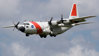 N436NA - Lockheed HC-130H Hercules - United States - National Aeronautics and Space Administration (NASA)