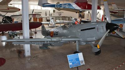 C.4J-10 - Hispano HA1112 K1L Tripala - Spain - Air Force