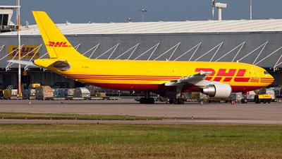 EI-OZM - Airbus A300B4-622R(F) - DHL (ASL Airlines)