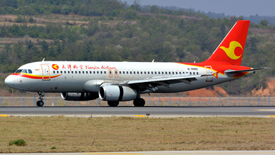 B-9989 - Airbus A320-232 - Tianjin Airlines