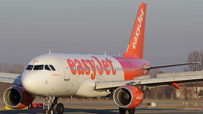 G-EZBF - Airbus A319-111 - easyJet