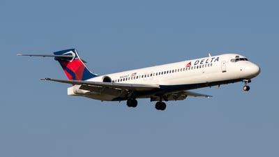 N929AT - Boeing 717-231 - Delta Air Lines