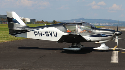 PH-SVU - Robin DR400/140B Dauphin - Vliegclub Rotterdam
