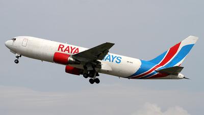 9M-RXA - Boeing 767-223(ER)(BDSF) - Raya Airways