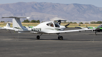 N107UV - Diamond DA-40 Diamond Star - Utah Valley University
