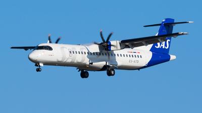 A picture of ESATD - ATR 72600 - SAS - © Christoph Rogosz