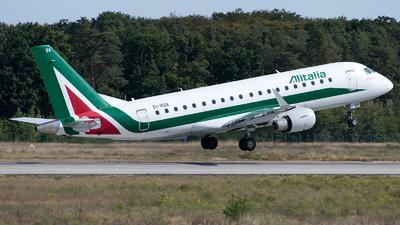 EI-RDA - Embraer 170-200STD - Alitalia CityLiner