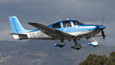 TG-OBI - Cirrus SR22T-GTS G6 Carbon - Private
