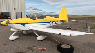 C-GOES - Vans RV-7A - Private