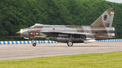 XS904 - English Electric Lightning F.6 - United Kingdom - Royal Air Force (RAF)