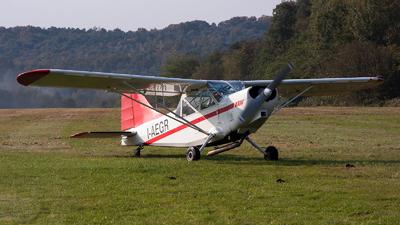 I-AEGR - Stinson L-5B Sentinel - Aero Club - Calcinate del Pesce