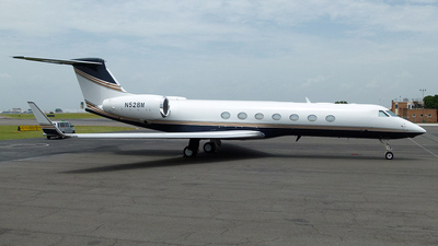 N528M - Gulfstream G550 - Private