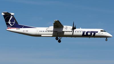 A picture of OYYBZ - De Havilland Canada Dash 8400 - LOT - © Igor Piotrowicz