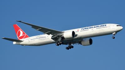 TC-JJL - Boeing 777-3F2ER - Turkish Airlines